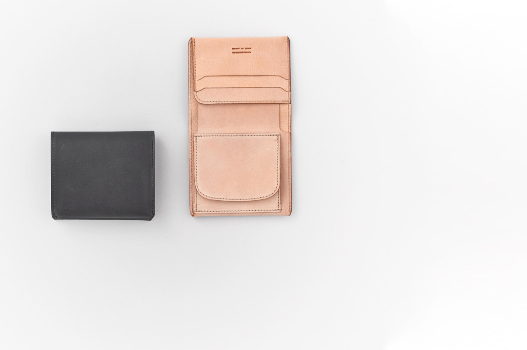 19SS Leather Wallet